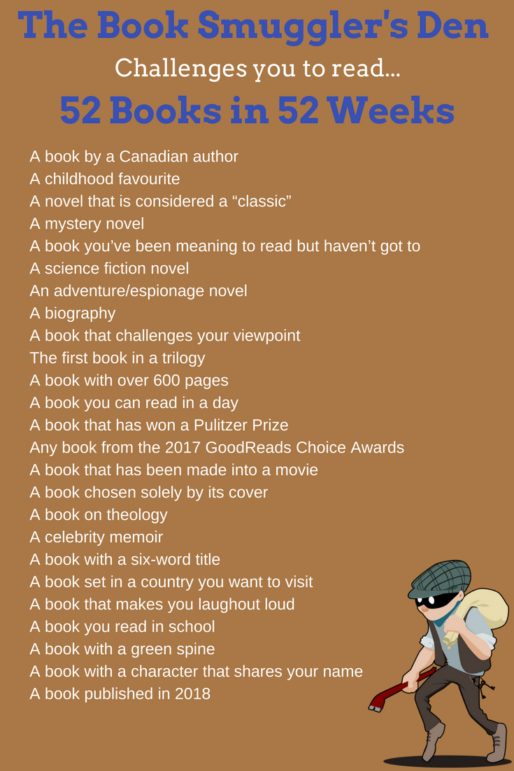 52 books 1